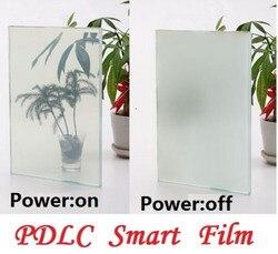 Deseos Sunice 30,48 cm x 15,24 cm proteger la privacidad magia película conmutable edificio automóvil tinte de ventanilla magia eléctrico inteligente