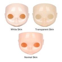 For 1/6 Blyth Doll Factory 30cm Plastic Blyth Doll Faceplate