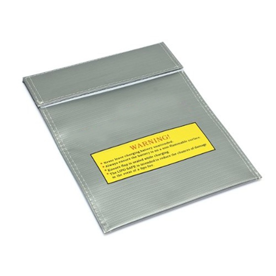 NEW RC LiPo Battery Safe Bag Li-po Guard Charging Protection Large Sack 295x215mm