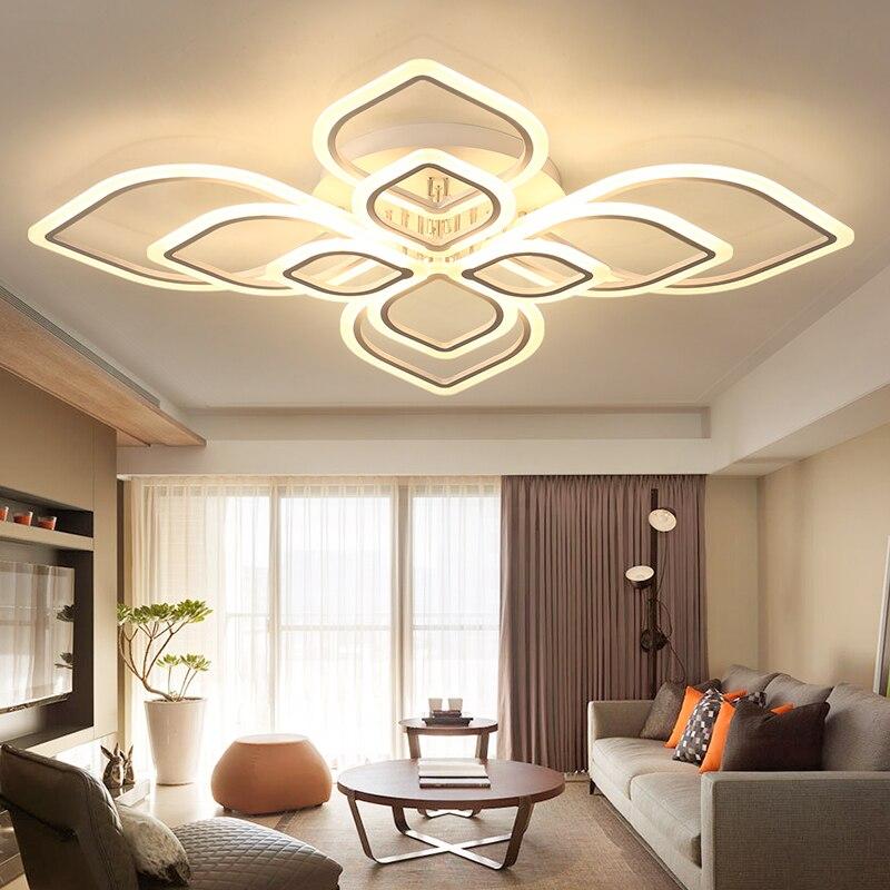 Aliexpress Com Buy Modern Acryl Led Ceiling Light With: Aliexpress.com : Buy Modern Acrylic LED Ceiling Light