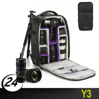 DSLR Camera Bag Photo Bag Camera Backpack Universal Large Capacity Travel Camera Backpack For Canon/Nikon Digital Camera