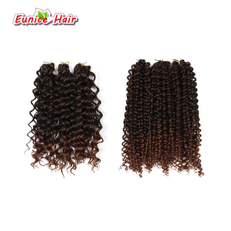 Profunda torção a granel cabelo freetress sintético trança natural profunda onda de água estilos de cabelo brasileiro gogo encaracolado para mulheres africanas