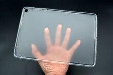 Z500 semi suave transparente tpu gel case back cover para asus zenpad 3 s 10 z500m p027 goma volver case super delgado delgada