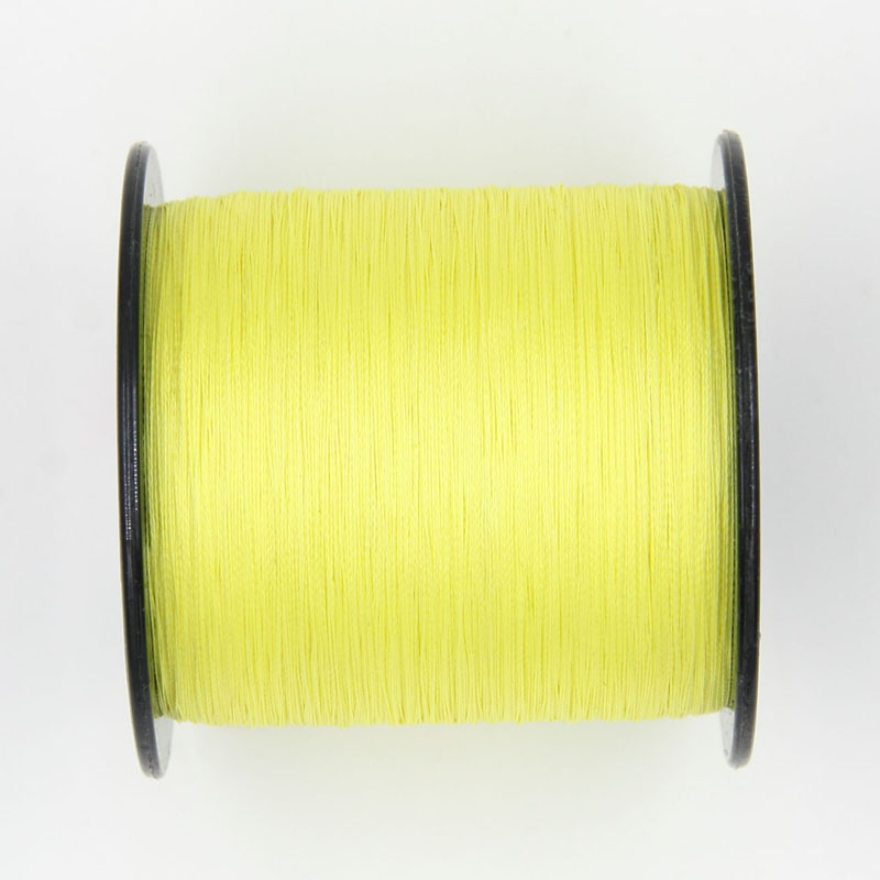 Nieuwe 500M / 547yards merklijn Japan Multifilament 100% PE - Visvangst - Foto 4