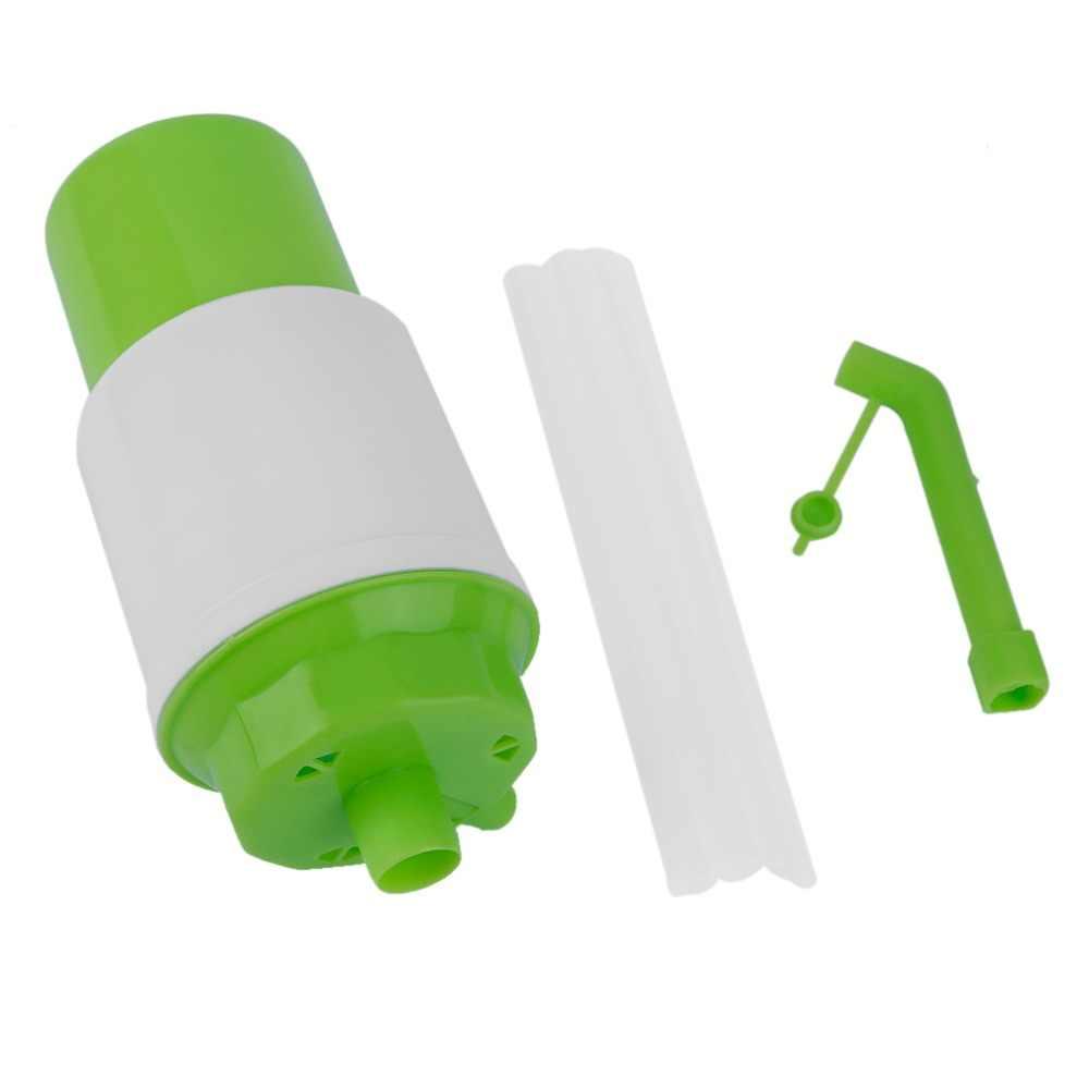 5 galões garrafa de água potável mão imprensa manual da bomba portátil dispensador levert torneira barra ferramenta acessórios
