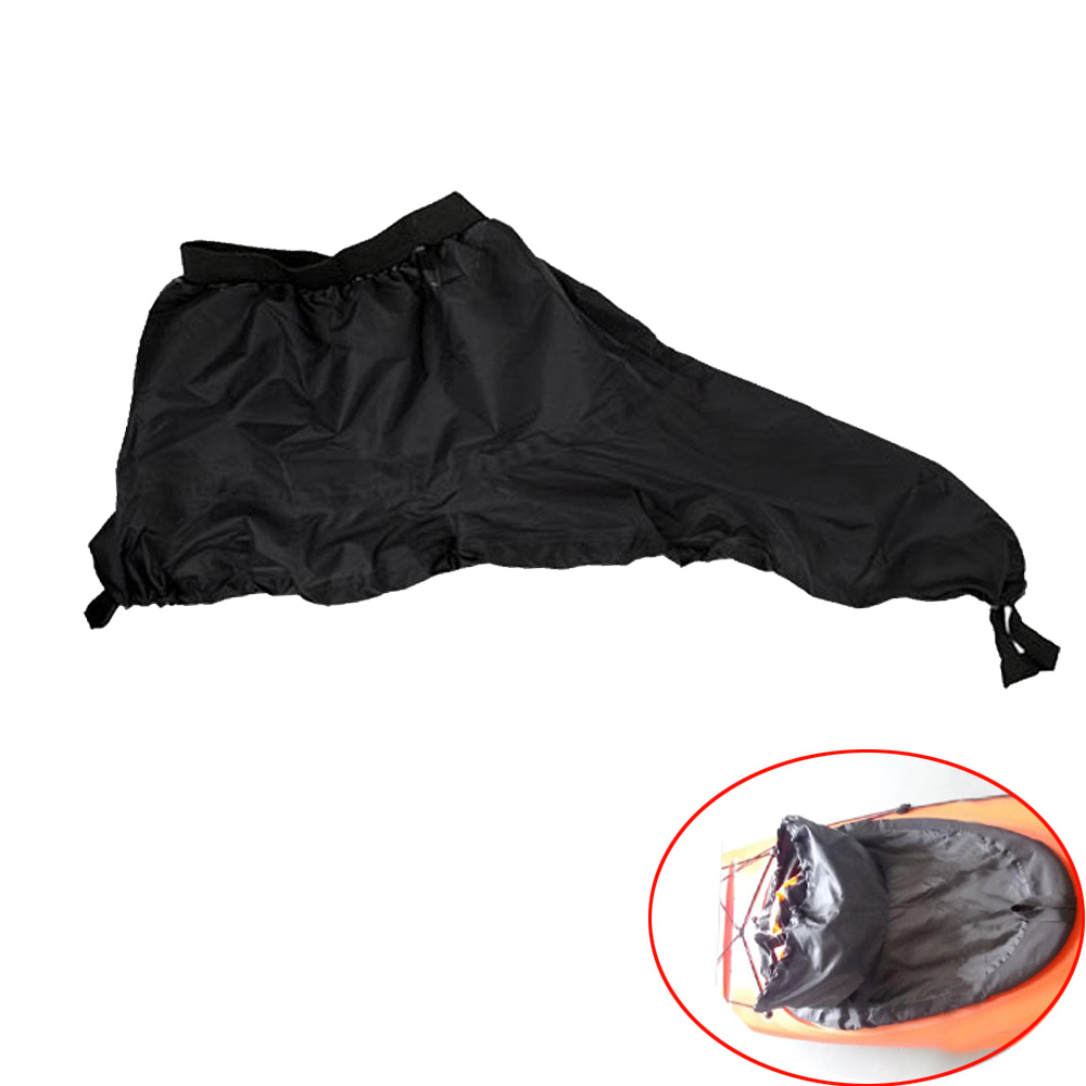 Waterproof Canoe Kayak Spray Skirt Deck Sprayskirt Cockpit Deck Cover