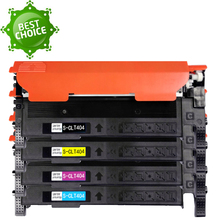 Hot Sale a Set 4 Color CLT-404s CLT 404s CLT-404 CLT404 Toner Cartridge for samsung Xpress C433 C480FW C480 C430W C480W C480FN