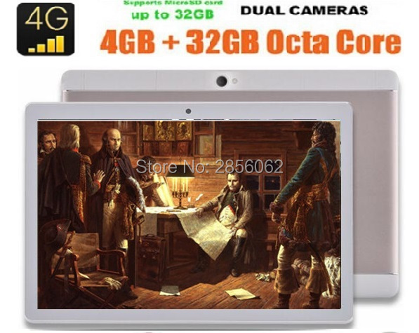 10 inch Tablet pc 1920*1200 IPS 4G FDD LTE Android 6.0 Octa Core WiFi GPS tablet 4GB+32GB Tablets 9 10 10.1