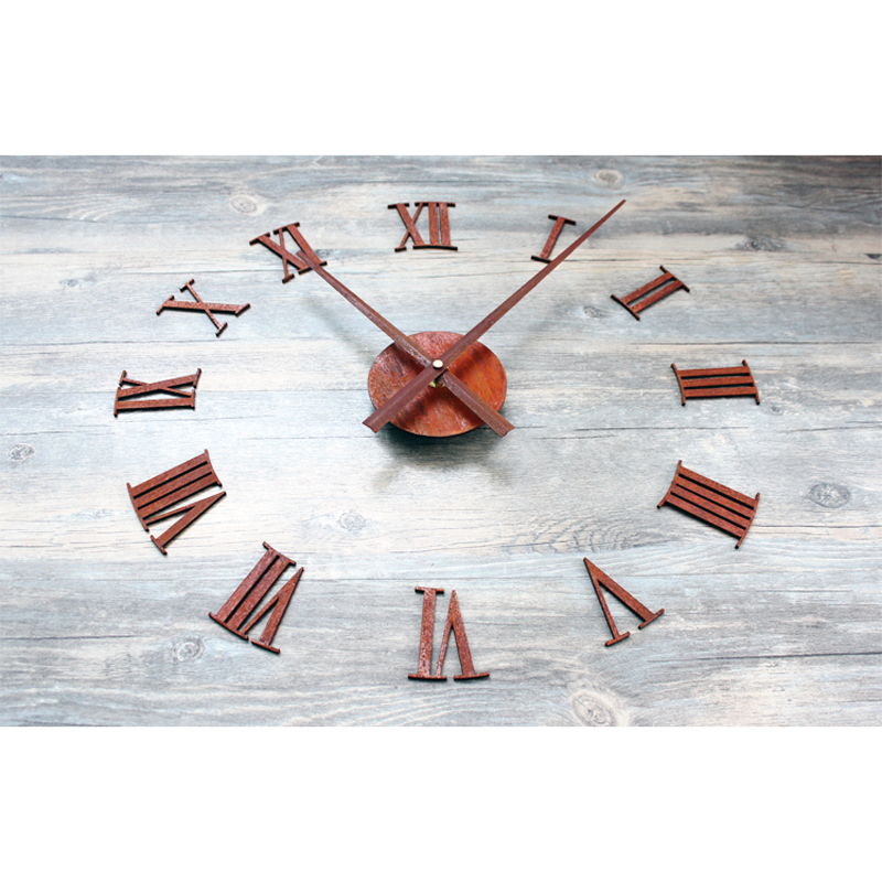 Պատի ժամացույց Saat Reloj Clock Duvar saati Relogio de - Տնային դեկոր - Լուսանկար 5