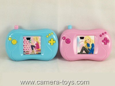 Game consoles camera toy