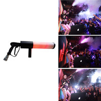 Stage Effects Led Carbon Dioxide Air Column DJ Gun Wedding Bar Disco Light Co2 Pistola Jet Machine Co2 Gun Christmas / Halloween