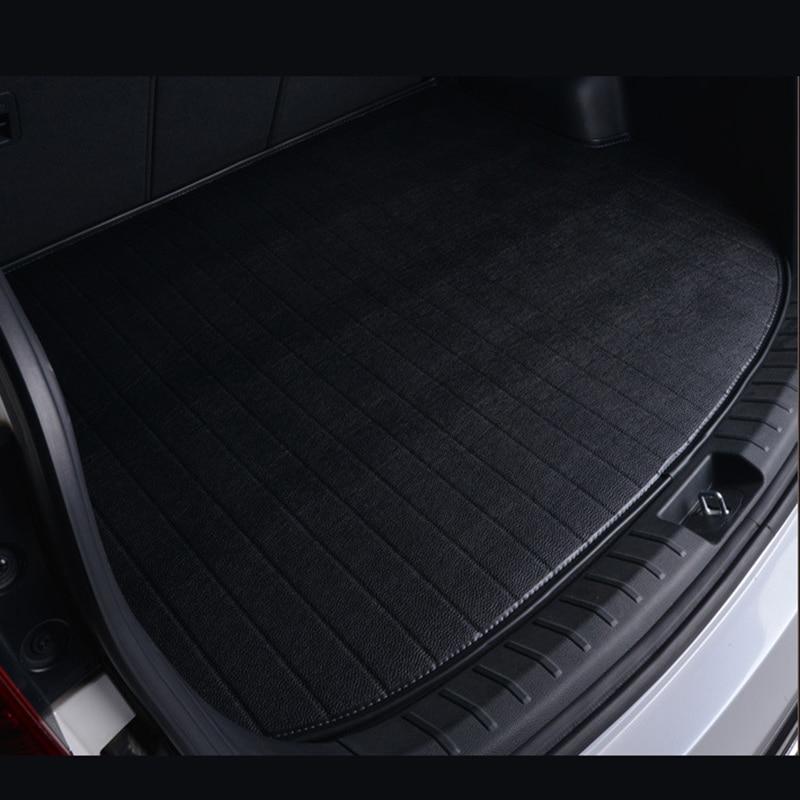 Special car trunk mats for Volkswagen All Models vw passat b5 6 polo golf tiguan jetta touran touareg car styling foot mats junsun 7 2 din car dvd gps radio stereo player for volkswagen vw golf 6 touran passat b7 sharan touran polo tiguan free gift