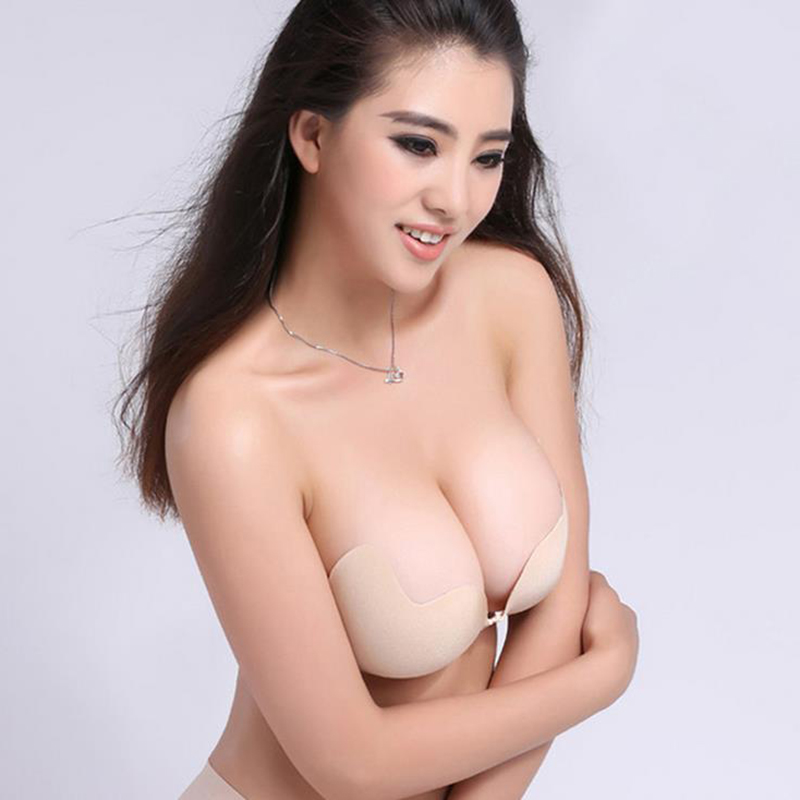 23d682aa672d3 Sexy Women Push Up LIFT Self Adhesive Silicone Instant Breast Lift Support  Bra AdhesiveTape Chest Past-in Bras from Underwear   Sleepwears on  Aliexpress.com ...