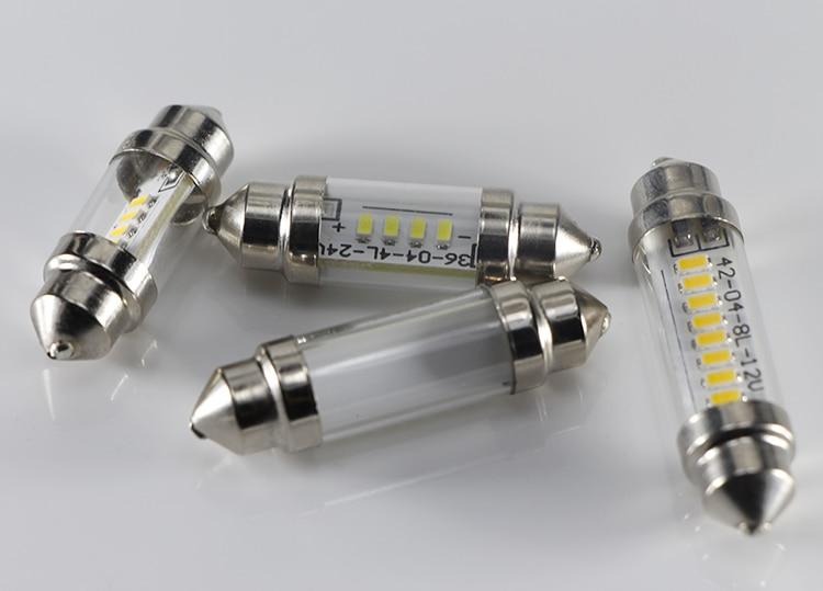 car Festoon bulbs 4