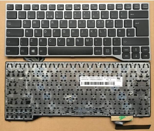 Where is the wireless switch for the Fujitsu LifeBook A ...