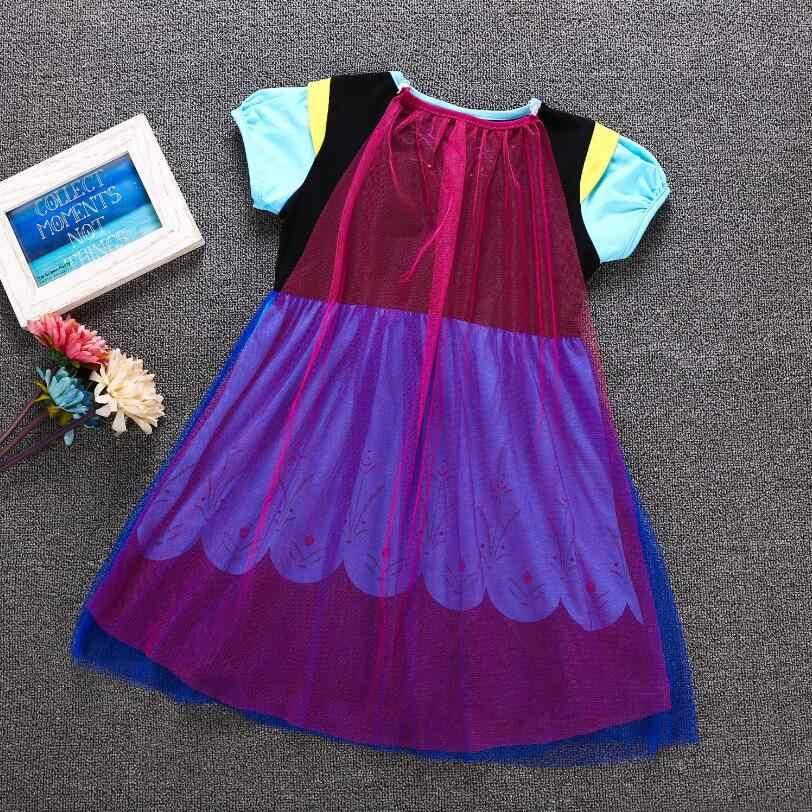 2018 шикарное нарядное платье-пачка для дня рождения, детская одежда, платье принцессы Белоснежки для маленьких девочек, Костюм Золушки для девочек