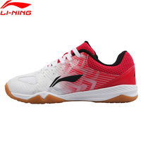 Li Ning 2018 Men EVOLUTION Table Tennis Shoes National Team Ma Long Model Wearable Li Ning Sports Shoes Sneakers APPM003