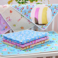 Reusable Baby Diapers Mattress 60*75cm Kids Diapers for Newborns Random Pattern Cotton Waterproof Sheet Changing Mat Nappy Pad