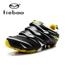 ТПУ Подошвы TIEBAO бренд кроссовки Дорожные Гонки На Горных Велосипедах Обувь Велосипедные Спорт Дышащий Спортивное MTB Велоспорт Обувь кроссовки кеды кроссовки мужские кросовки мужские обувь мужская велосипеды обувь