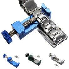 Watch Link For Band Slit Strap Bracelet Chain Pin Remover Spring Bar  Adjuster Repair Tool Kit For Men/Women Watch все цены