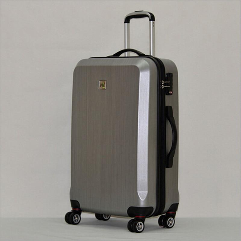 New Super Light Travel Luggage, Men Women 360 Degree Spinner ...