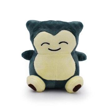 Плюшевая игрушка Покемон Снорлакс 15 см