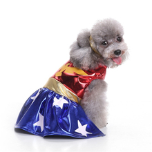 Hellomoon Eagle Man Suit Skirt Pet Dog Clothes For Dogs Clothing