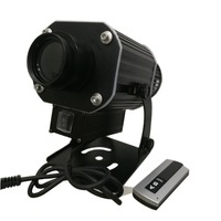 Advertising Logo Projector light Metal Body Waterproof can Outdoor use No Fan No noise with Remote controller