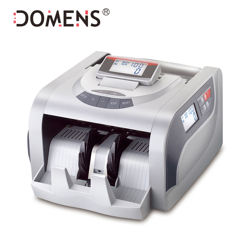 Money Cash Currency Counter with UV+MG Detection EU-860T Money Counting Machine Financial Equipment wholesale fake money detector ir detection eu 8070 suitable for multi currency financial equipment wholesale