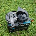 Cuerno del caracol del coche 12 V, bobinas de Cobre, para VW Satana Lavida Passat Jetta/FAW/Zhonghua FRV CRUZ Junjie Envío Gratis