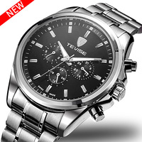 Vise Brand Men Mechanical Wristwatch Fashion Luxury Clocks Fashion Man Watches Automatic Watch Montre Homme Relogio