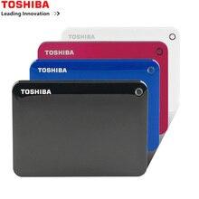 Toshiba Canvio передовые V9 USB 3,0 2,5 «1 ТБ 2 ТБ 3 ТБ HDD Портативный внешний жесткий диск мобильный 2,5 для портативных компьютеров