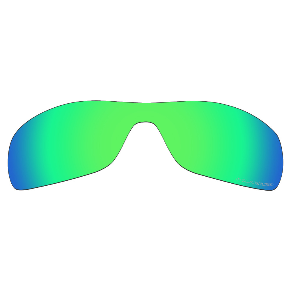fcc060450bfa9 Mryok+ POLARIZED Resist SeaWater Replacement Lenses for Oakley Antix  Sunglasses Emerald Green-in Accessories from Men s Clothing   Accessories  on ...