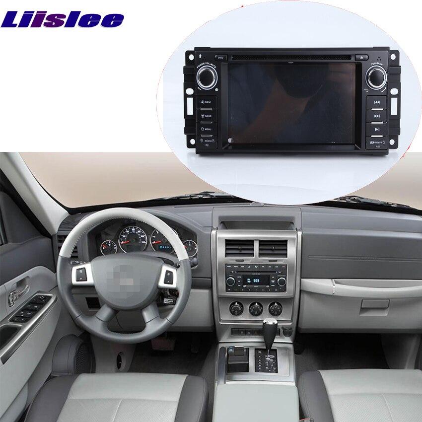 Liislee для Jeep Commander/Grand Cherokee автомобиль системы Android навигации gps стерео Player HD Сенсорный экран Аудио Видео Радио