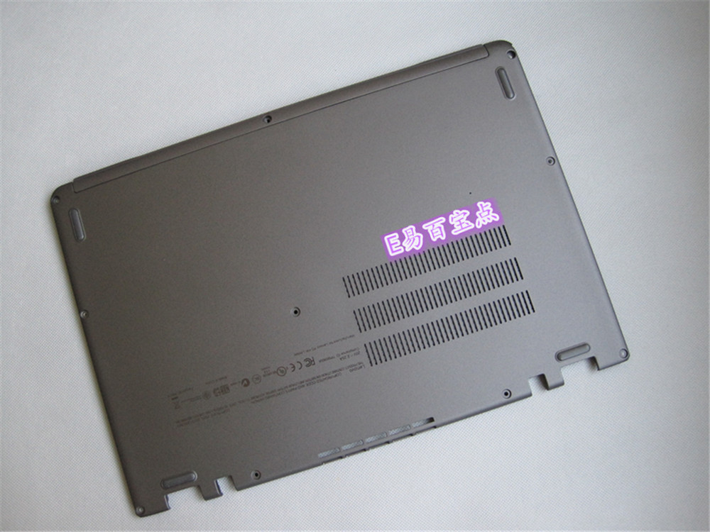 New/Orig For Lenovo Thinkpad S1 S240 Yoga base cover bottom 04X6444 AM10D000A00 Laptop Replace Cover case cover for lenovo ideapad yoga 2 pro 13 13 base bottom cover laptop replace cover am0s9000200
