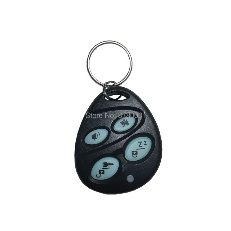 One-Way TW 9030 LCD Remote Control For Russian Anti-Theft Tomahawk TW9030 Two Way Car Alarm System Tomahawk TW-9030 Key Chain
