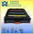Бесплатная доставка color тонер-картридж CE410A CE411A CE412A CE413A для Hp Laserjet Pro 400 Color M451/M475