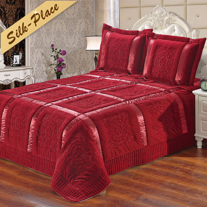 SILK PLACE Home Textile Blanket Summer Solid Color Super Warm Soft Blankets Throw On Sofa Bed Travel Plaids Bedspreads Sheets