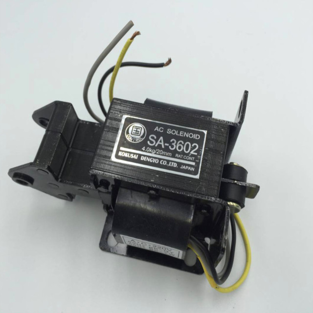 sa-3602 energy saving ac solenoid tractive electromagnet ac220/ac110v