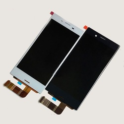 4.6 cal do Sony Xperia X Compact X Mini F5321 ekran dotykowy Digitizer + LCD monitor montaż panelu sterowania