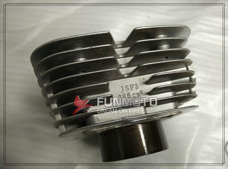 Cilindro De Piezas De Motor Jianshe 400cc Atv