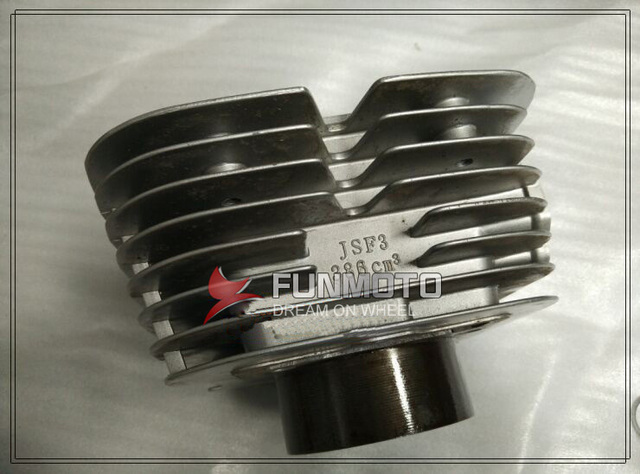 cylinder of JIANSHE 400cc ATV  engine parts