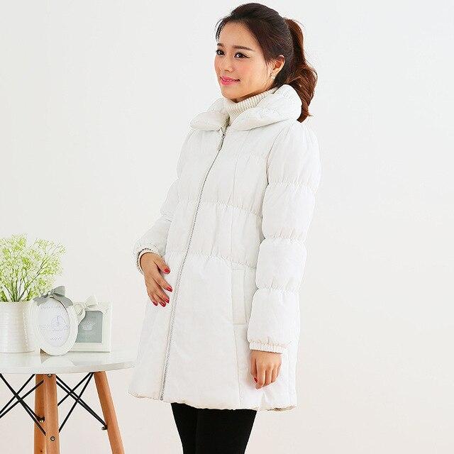 Зимой беременным пуховик одежды для беременных беременных женщин верхняя одежда для беременных теплые парки