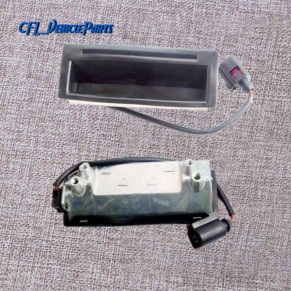 Boot Trunk Tailgate Door Lock Micro Switch Button Handle 1J0827566D For VW Bora 1999-2005 Golf 4 2002 2003 2004 2005 2006