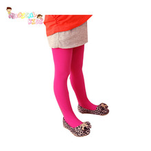New Multi-color Baby Kids Girl Stretch Stocking Tights Pants Velvet Dance Tights Pantyhose Bottoming Stockings Pantyhoses
