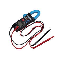 Digital Clamp Meter Intelligent AC DC Current Clamp Multimeter Resistance Voltage Current Tester AC Non Contact Voltage Detector mastech diagnostic tool multimetro non contact digital multimeter dc ac voltage current tester with torch em33a