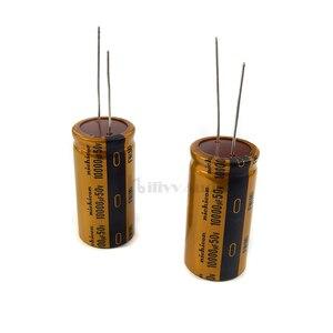 Image 4 - FW 10000UF 50V japońskiego kondensatora elektrolitycznego
