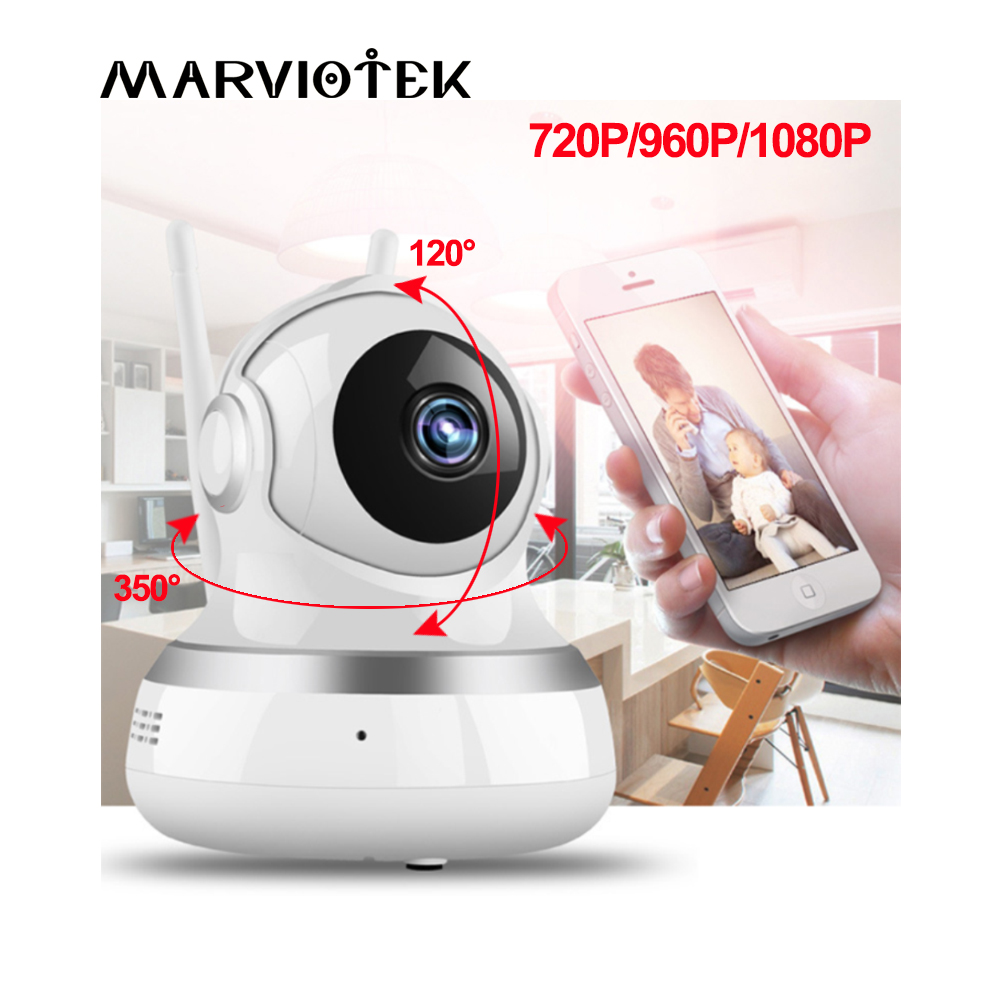 HD 1080P IP Camera Wi fi Video Surveillance Camera Wireless Night Vision Security Camera Baby Monitor P2P 2-Way Audio for Home