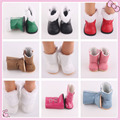 "10style choose 1set=Boots Doll Shoes for fit 18"" American Girl, 45cm Doll Accessories Shoes"