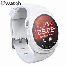 Original UO U Smart Watch Health Band Smartwatch NFC Compass Pedometer Compass Alarm Clock for Android